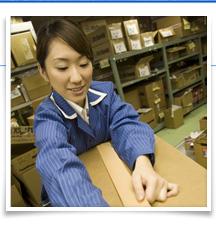 倉庫内軽作業系の主なアルバイト内容