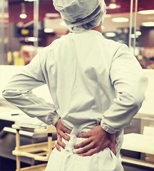 食品工場バイトのイメージ