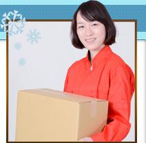 倉庫内軽作業(仕分け、梱包)の主なアルバイト内容